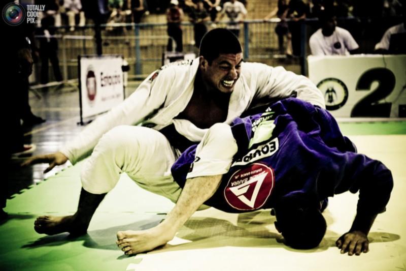 Brazilian jiu jitsu madrid