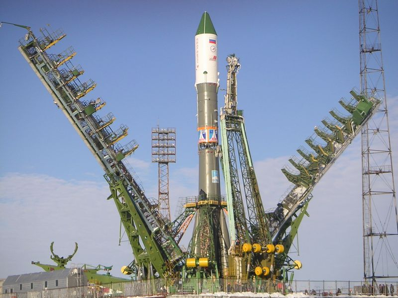 Международный день космонавтики