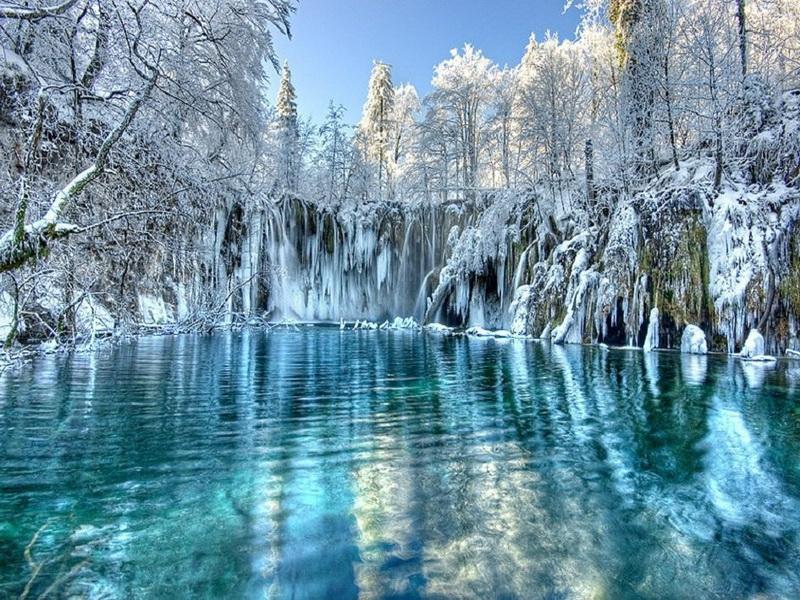 Озеро солинес испания
