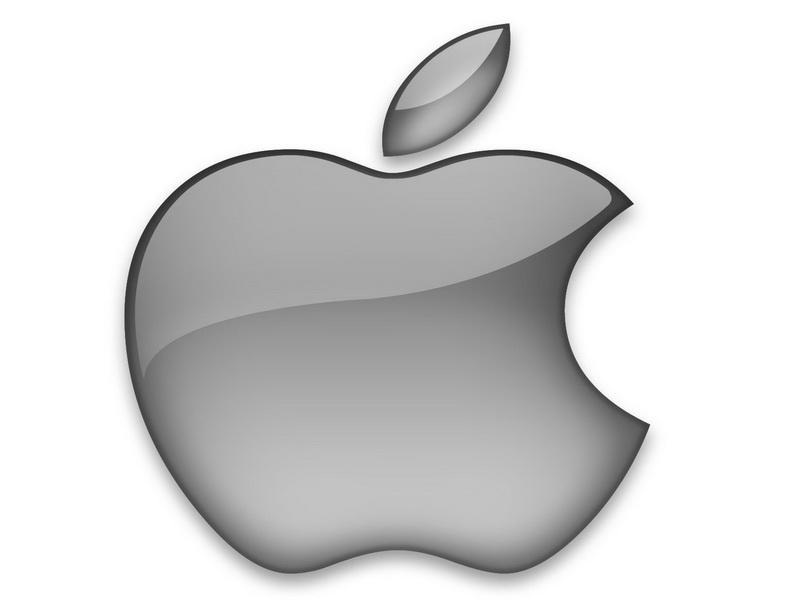 Почему на айфоне яблоко надкусанное 25