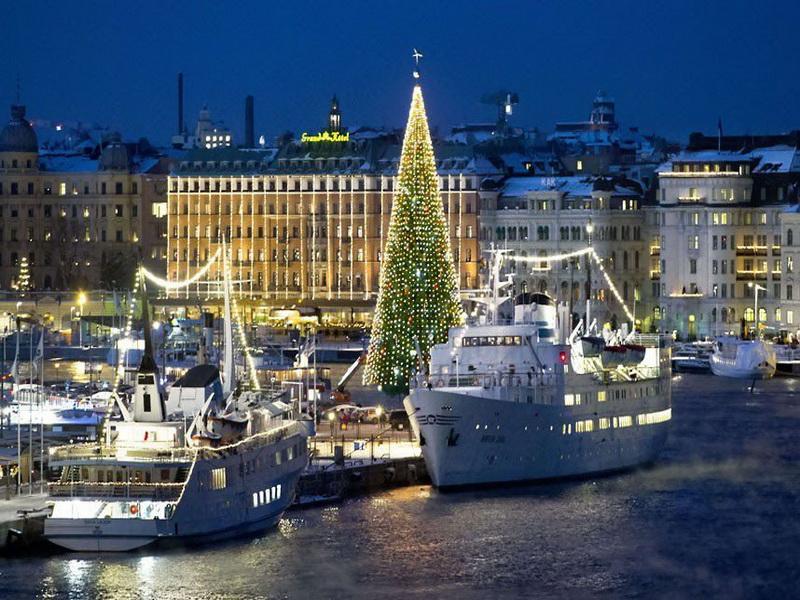 Паром финляндия на новый год спб